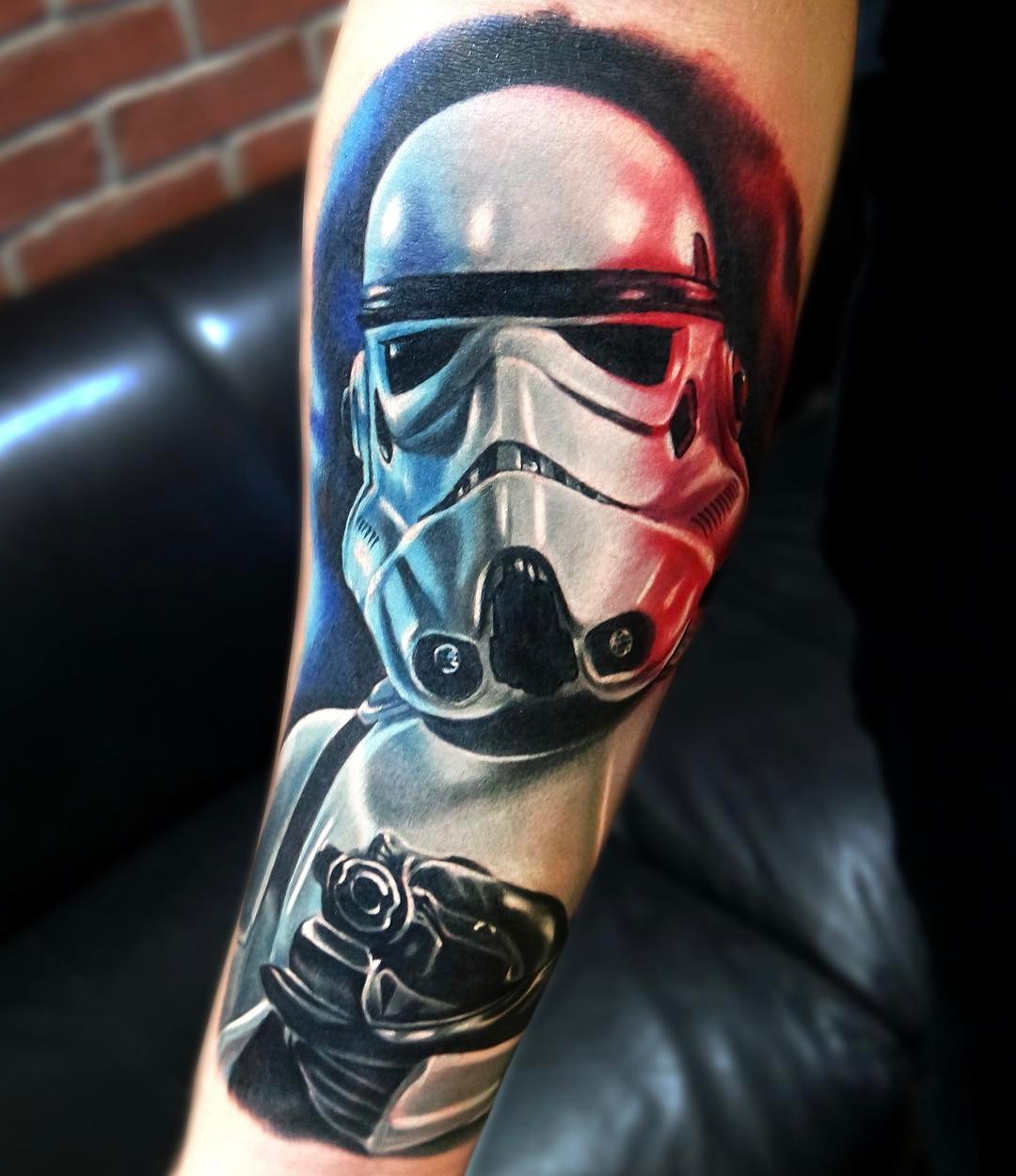 Remarkable, rather star wars stormtrooper tattoo