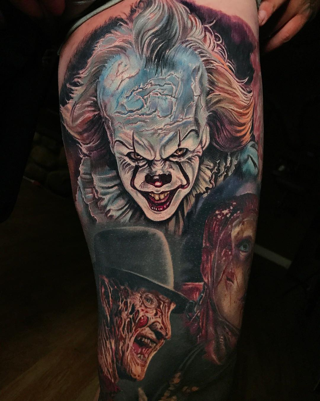 Pennywise Band Tattoo Designs