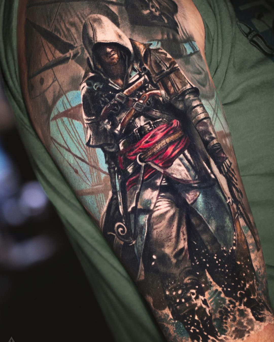 Assassins Creed By Luka Lajoie